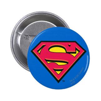 Superman Classic Logo Pins