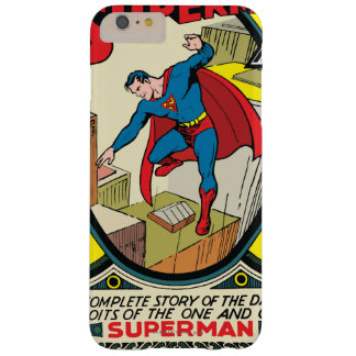 Superman (Complete Story) iPhone 6 Plus Case