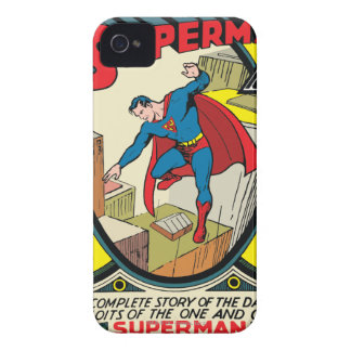 Superman (Complete Story) iPhone 4 Covers