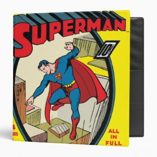 Superman (Complete Story) Vinyl Binder