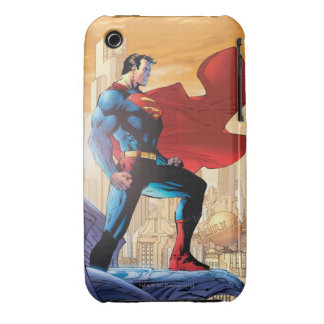 Superman Daily Planet iPhone 3 Case-Mate Cases
