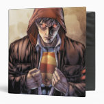 Superman Earth Cover - Colour 3 Ring Binders