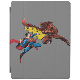 Superman Fights iPad Cover