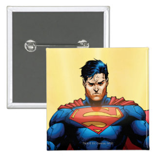 Superman Flying Button