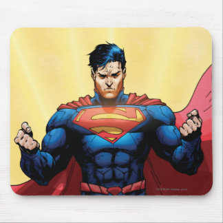 Superman Flying Mouse Pads