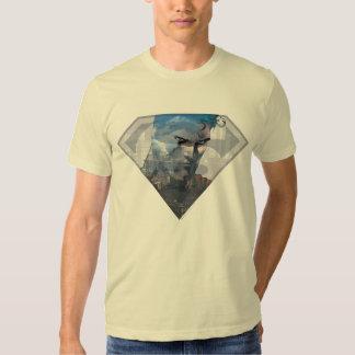 Superman in S-Shield Tshirts