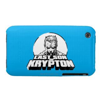 Superman Last Son of Krypton iPhone 3 Case-Mate Case