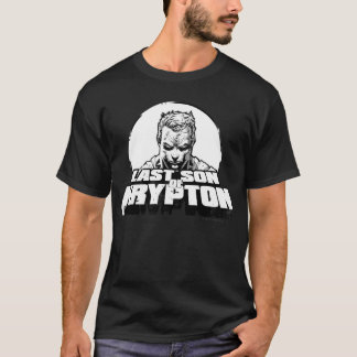 Superman Last Son of Krypton T-Shirt