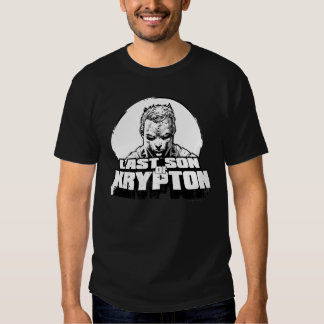 Superman Last Son of Krypton Tee Shirt