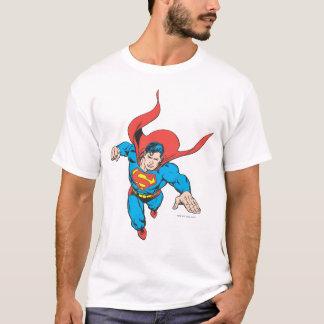 Superman Leaps Forward T-Shirt