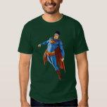 Superman Looking Down Shirt