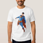 Superman Looking Down Shirts