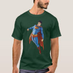 Superman Looking Down T-Shirt