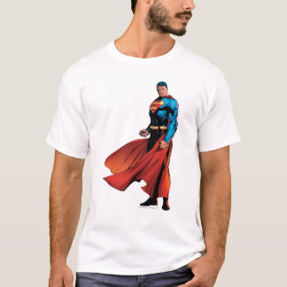 Superman Looks Front T-Shirt