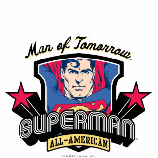 Superman - Man of Tomorrow Standing Photo Sculpture