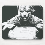 Superman Outline Mouse Pads