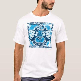 Superman Phrase Collage T-Shirt