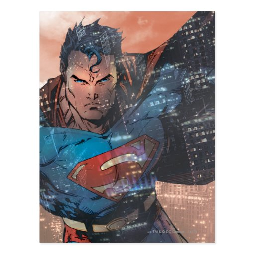 Superman - Red Post Cards