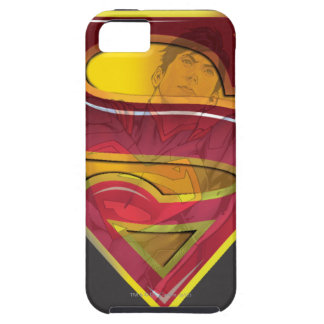 Superman Reflection S-Shield iPhone 5 Case