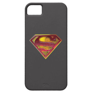 Superman Reflection S-Shield iPhone 5/5S Covers