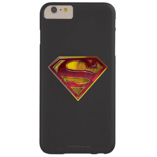 Superman Reflection S-Shield Barely There iPhone 6 Plus Case