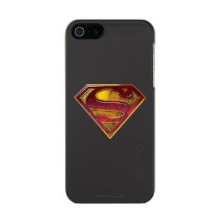 Superman Reflection S-Shield Incipio Feather® Shine iPhone 5 Case