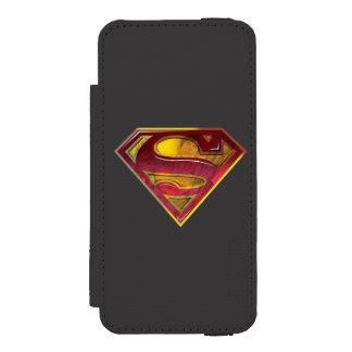 Superman Reflection S-Shield Incipio Watson™ iPhone 5 Wallet Case