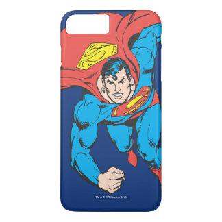 Superman Runs Forward iPhone 7 Plus Case