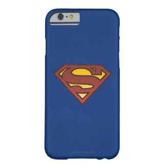 Superman S Sheild Barely There iPhone 6 Case