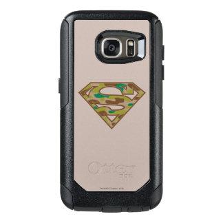 Superman S-Shield | Camouflage Logo OtterBox Samsung Galaxy S7 Case
