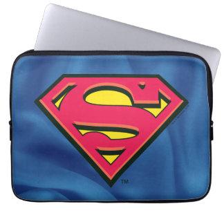 Superman S-Shield   Classic Logo Laptop Sleeve