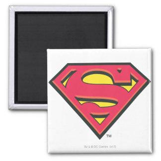 Superman S-Shield   Classic Logo Magnet