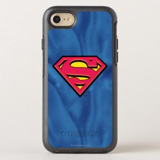 Superman S-Shield   Classic Logo OtterBox Symmetry iPhone 7 Case