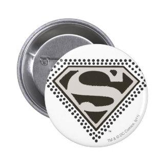 Superman S-Shield | It's Showtime! Logo 2 Inch Round Button
