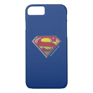 Superman S-Shield   Printed Logo iPhone 7 Case