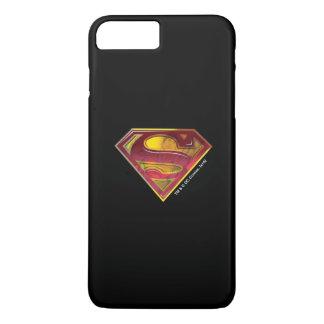Superman S-Shield | Reflection Logo iPhone 8 Plus/7 Plus Case