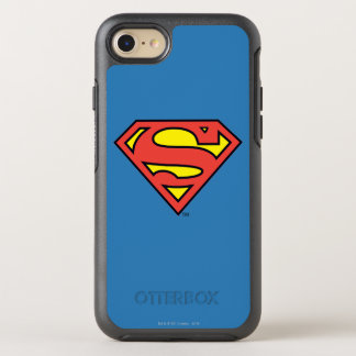 Superman S-Shield | Superman Logo OtterBox Symmetry iPhone 7 Case