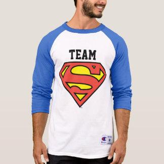 Superman S-Shield | Team Superman T-Shirt