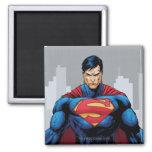 Superman Standing Fridge Magnet