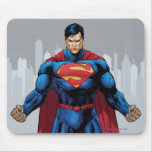 Superman Standing Mousepads