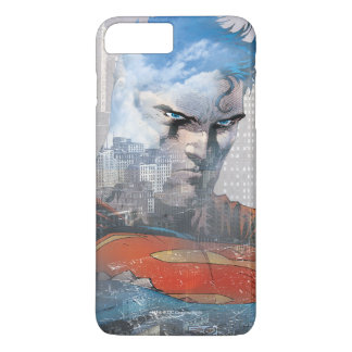 Superman Stare iPhone 7 Plus Case