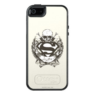 Superman Stylized | Justice Logo OtterBox iPhone 5/5s/SE Case