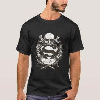 Superman Stylized | Justice Logo T-Shirt