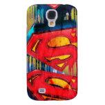 Superman Stylized | Urban Spraypaint Logo