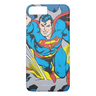 Superman Tears Thru iPhone 8 Plus/7 Plus Case