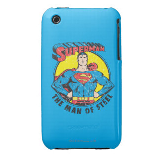 Superman The Man of Steel Case-Mate iPhone 3 Cases