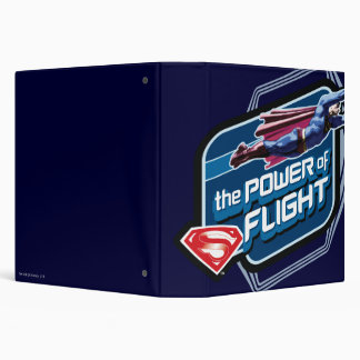 Superman The Power of Flight Binder