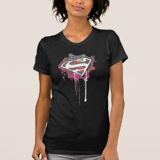 Superman - Twisted Innocence Logo T Shirts