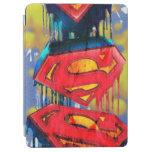 Superman Urban Spraypaint iPad Air Cover