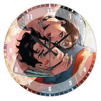 Superman/Wonder Woman Comic Cover #11 Variant Clocks
